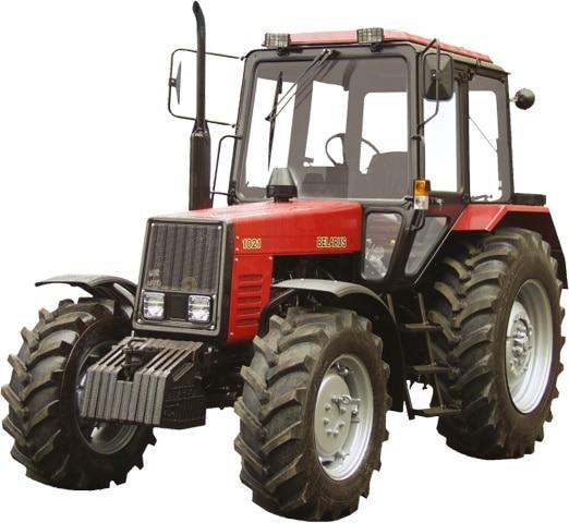 """Tractor """"Belarus – 1021"""""""