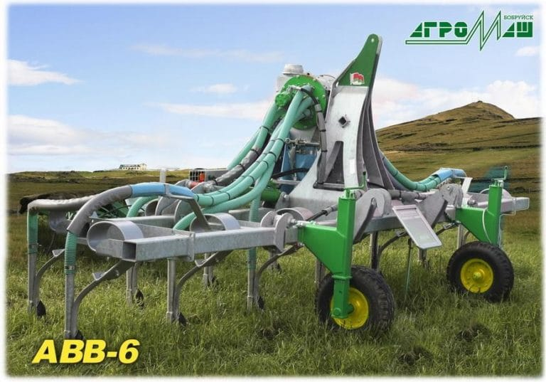 """Adapter for subsoil fertilization """"ABB-6"""""""