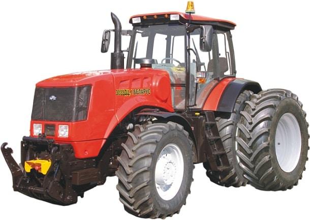 """Tractor """"Belarus – 3022DTS.1"""""""