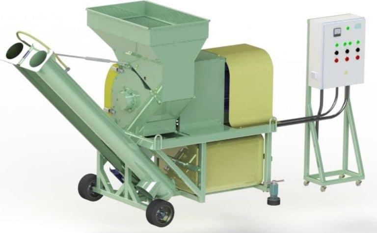 "Grain grinder ""IVZ-10E"""