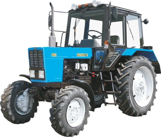 """Tractor """"Belarus – 82.1"""""""