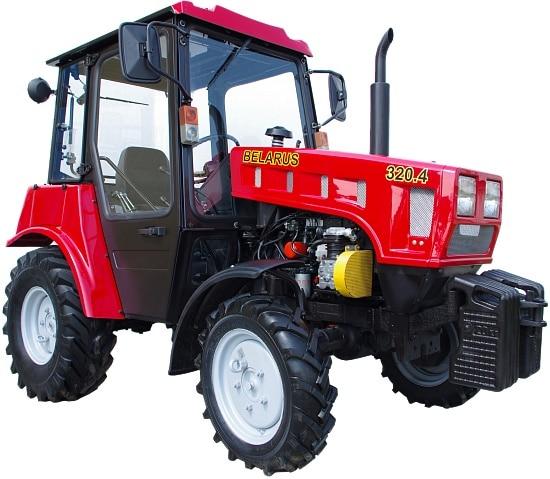 """Tractor """"Belarus – 320.4"""""""