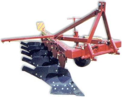 "Plow 5-body hinged ""PNP 5-40"""