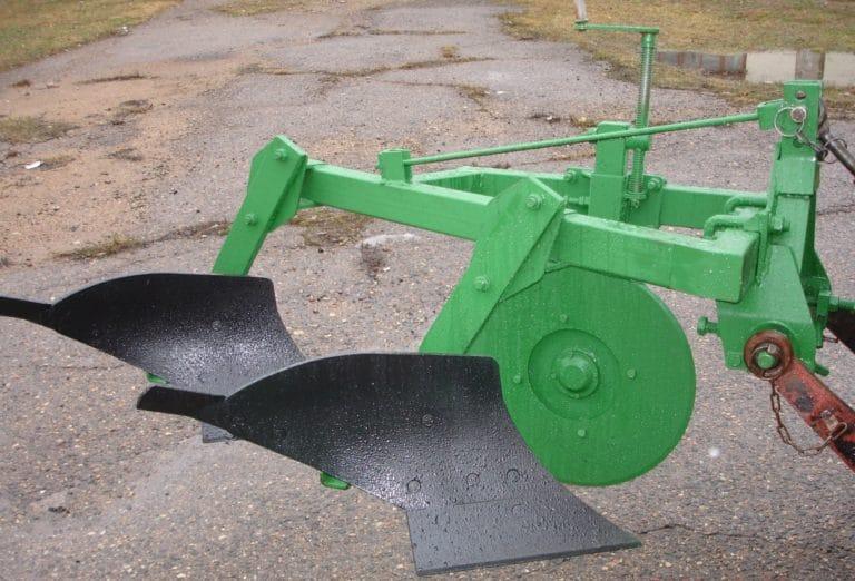 "Plow 2-body hinged ""PNP 2-25"""