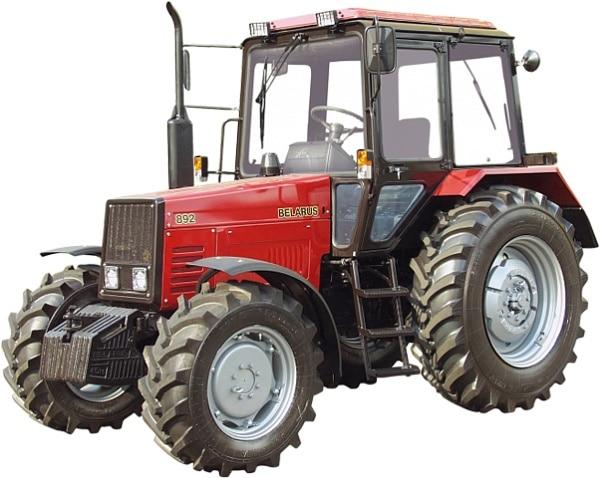 """Tractor """"Belarus – 892.2"""""""