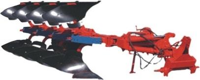 "Reversible plow 4-body semi-mounted ""PO-4-40"""