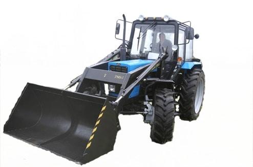 """Agricultural front loader """"PFS-0.75"""""""