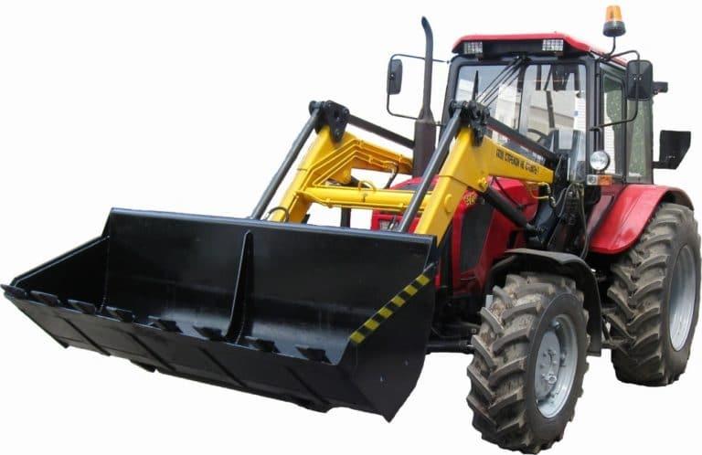 """Front-end loader agricultural """"PF12"""""""