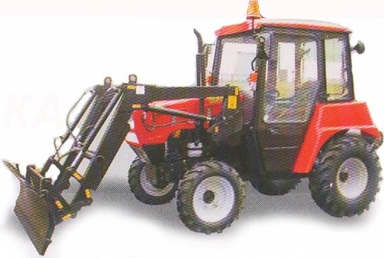 """Equipment for front loader """"OP-300"""""""