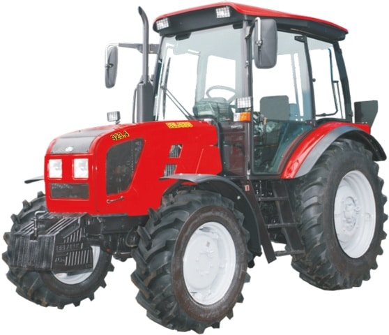 """Tractor """"Belarus – 923.4"""""""