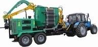 """Chipping machine """"BELARUS MR-40-3"""""""