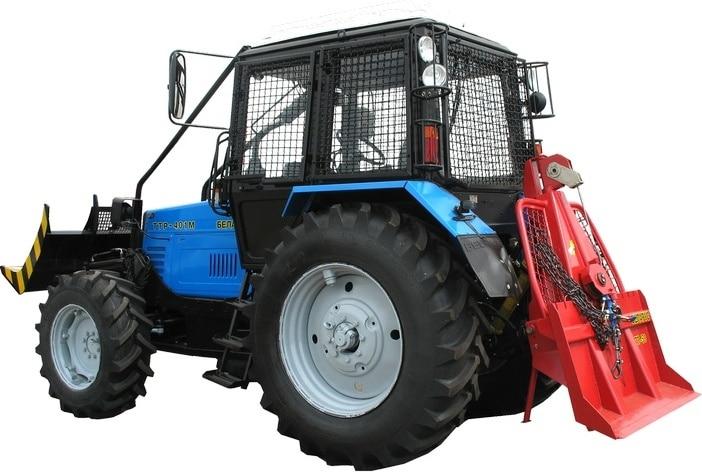 "Skidding tractor ""BELARUS TTR-401 M"""