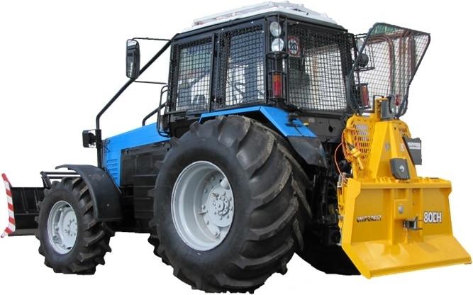 """Skidding tractor """"BELARUS TTR-411 / TTR-411.1"""""""