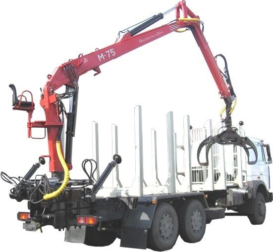 """Hydraulic manipulator """"M-75"""""""