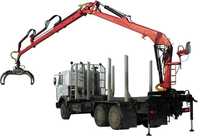 """Hydraulic manipulator """"M-75-04"""""""