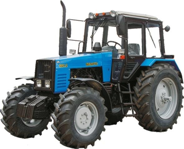 """Tractor """"Belarus – 1221.2"""""""