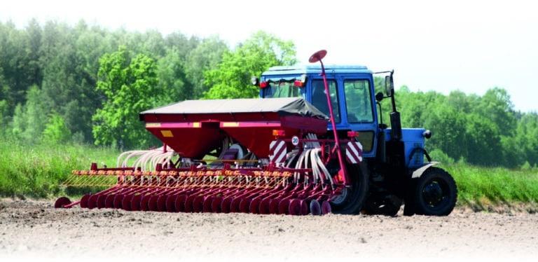 Seeder SPU-6L (flax opener)