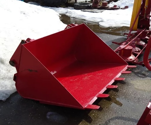 Bucket for bulk cargo PK-0.5
