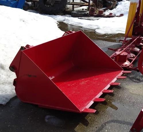 Bucket for bulk cargo PK-0.8