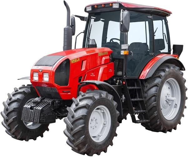 Tractor Belarus 1523.3-082 reverse