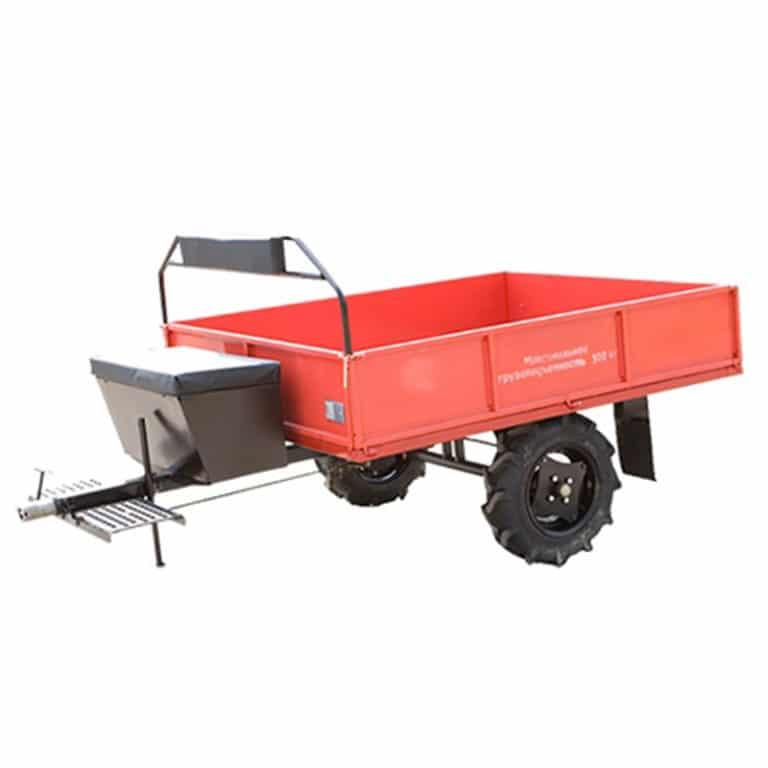 Motor-block trailer PM-00.000